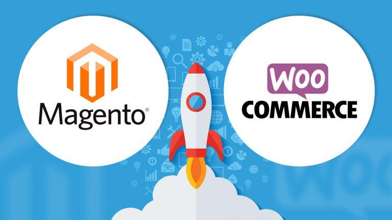 Magento vagy WooCommerce: melyiket válasszam?