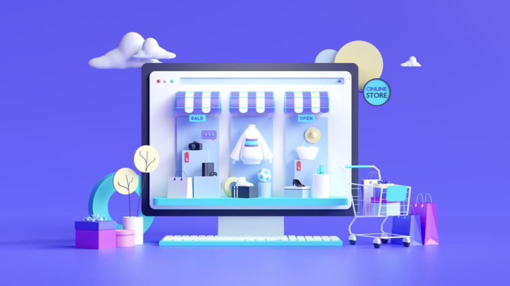 webshop Frontend