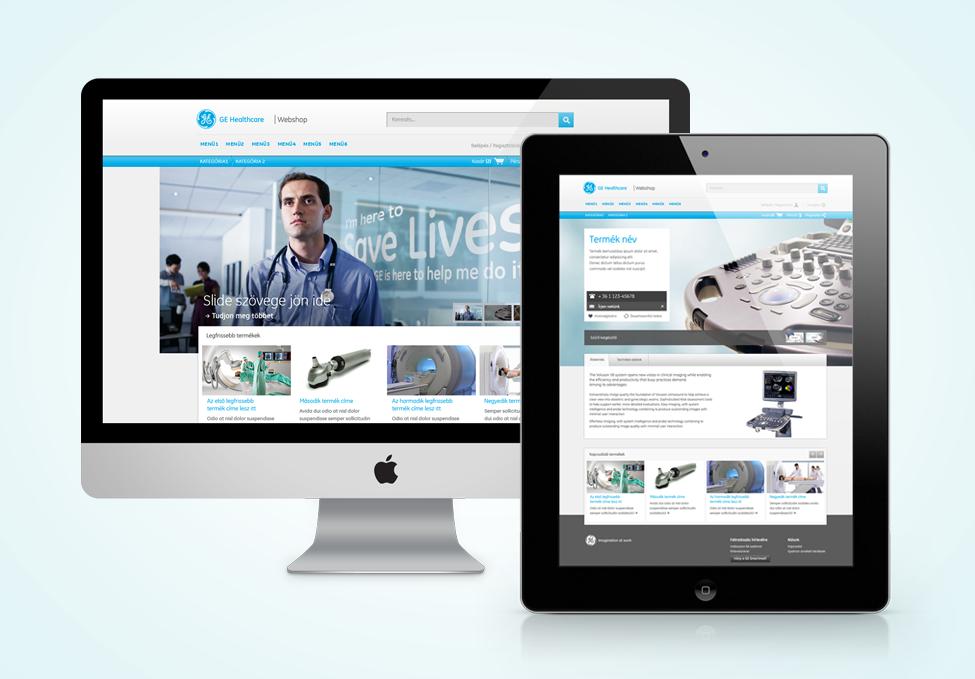 GE webáruház
