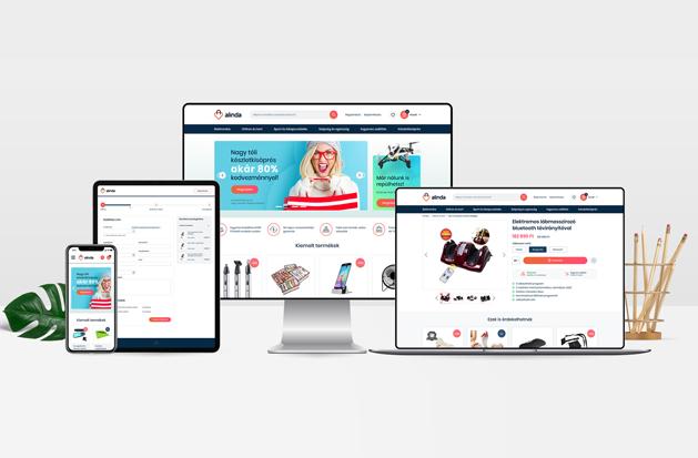 Alinda: Startupból több milliárdos forgalmú webáruház