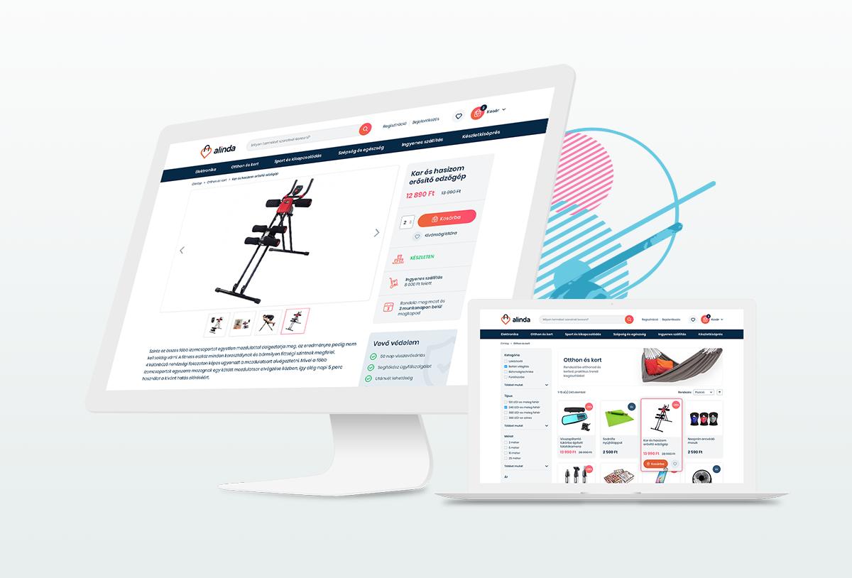 Alinda webáruház