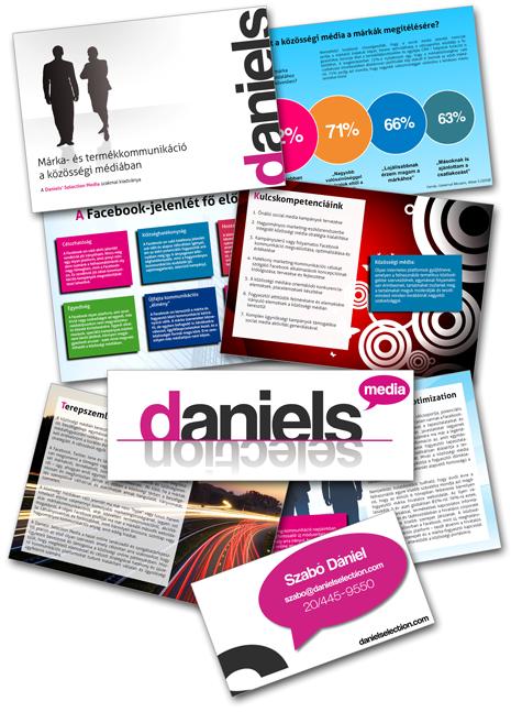 Daniels Selection Media arculat