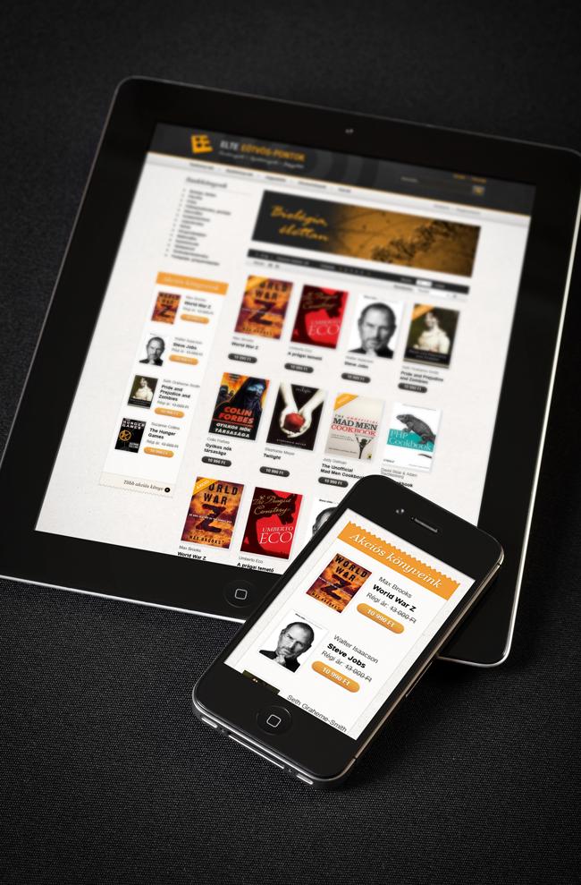 ELTE kiadói webáruház
