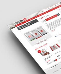 Espresso webáruház