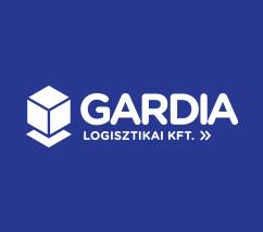 Gardia weboldal fejlesztés