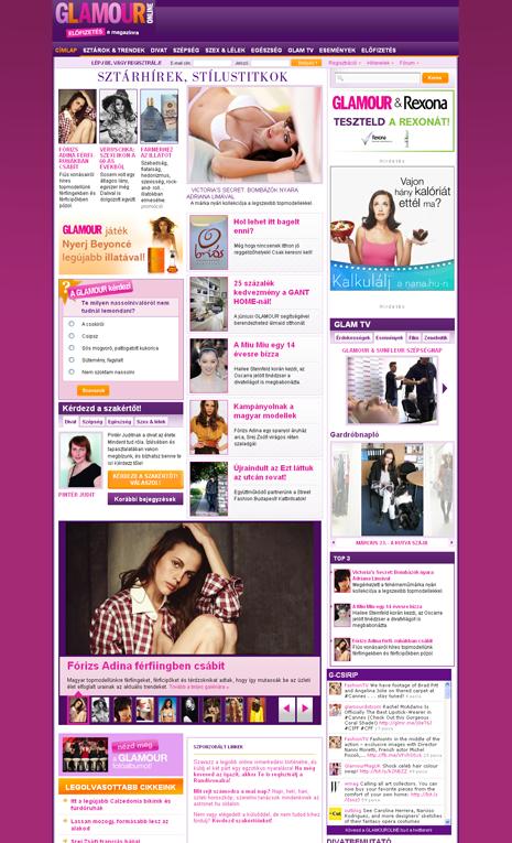 Glamour Online