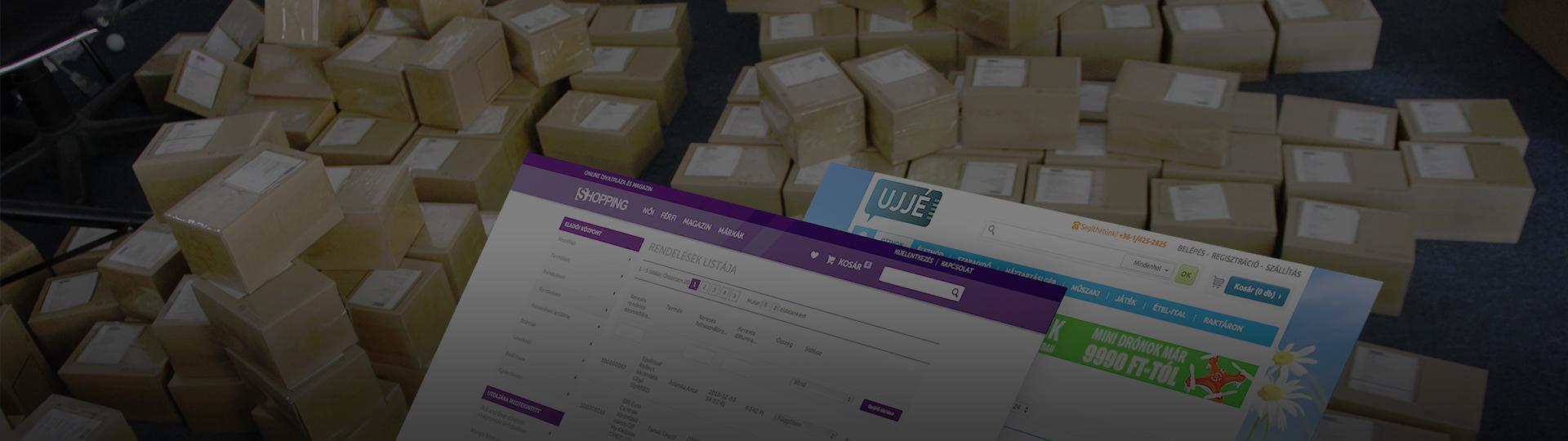 Így lesznek webshopokból e-kereskedelmi aggregátorok