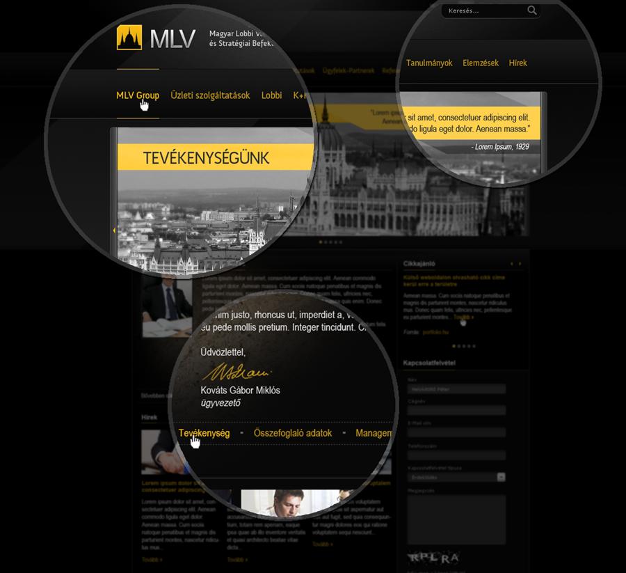 MLV design