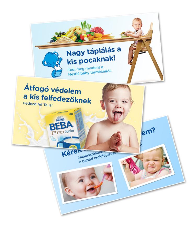 Nestlebaba.hu adaptáció