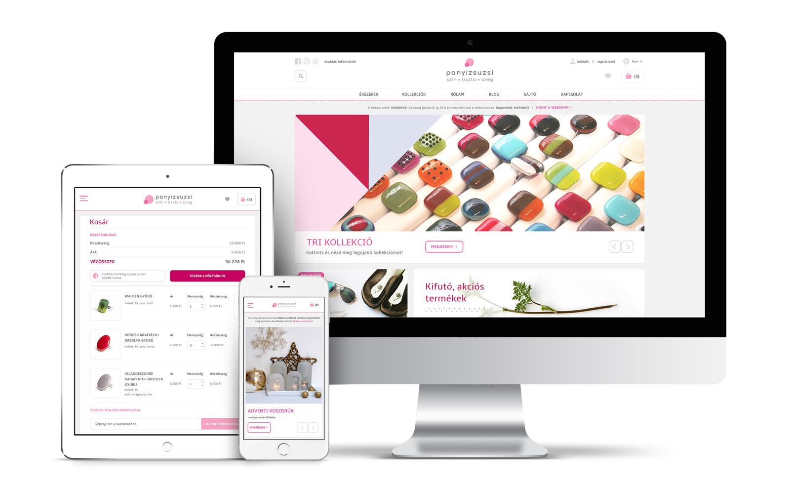 Panyizsuzsi webáruház