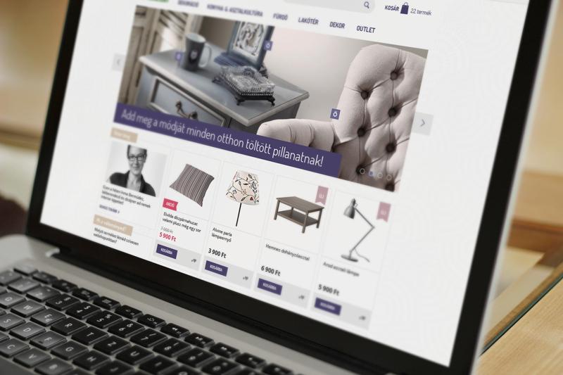 Sandbury webáruház UX és UI tervezés