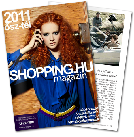 Shopping.hu magazin