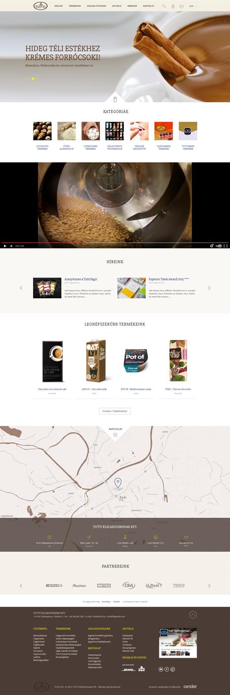 Tutti webáruház
