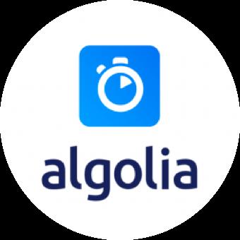 Algolia kereső Magento