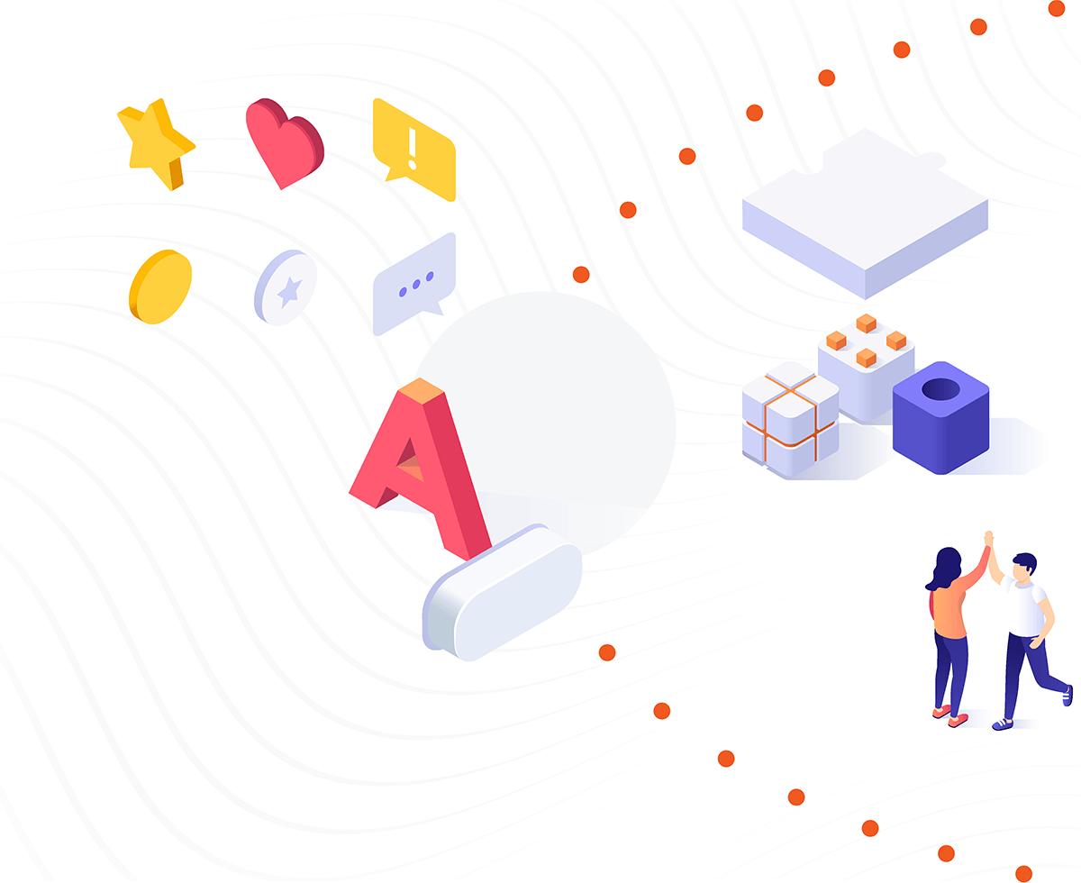 UI kit kialakítása